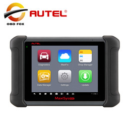 Wholesale Online Connector - 2017 New Arrival Autel MaxiSys MS906 Automotive Diagnostic System MS906 Powerful than MaxiDAS DS708 Update online DHL free