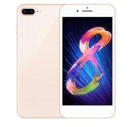 Wholesale Video Camera Hd Inch - ERQIYU goophone X i8 plus octa core 5.5 inch HD MTK6592 shown 4G LTE 4GB RAM 128GB ROM unlocked Smart cell phones