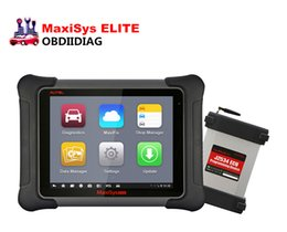 Wholesale Fast Programme - Autel MaxiSys Elite Auto Diagnostic Tool with Advanced ECU Programming & Comprehensive OBDII Function For J2534 2x Faster Than MS908p