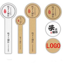 Pacote comum on-line-Personalizado design gloss etiqueta de papel adesivo etiquetas de embalagem comum impressão para garrafa presente saco caixa