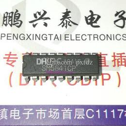 SM5841AP. SM5841BP. SM5841CP, SM5841HP, paquete doble de plástico de 18 clavijas en línea. Circuitos integrados de circuitos integrados PDIP18 / electrónicos desde fabricantes