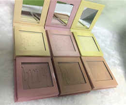 Wholesale Wholesale Water Salt - New Hot Makeup Kylie Cosmetics Highlighters Kylighters French Vanilla, Salted Caramel and MORE DHL Free shipping In Stock