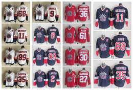 Wholesale Liberty Vintage - New York Rangers Jerseys 2 Leetch 11 Messier 35 Zuccarello 26 Kocur 35 Richter 99 Gretzky 1998 Statue Of Liberty Throwback Vintage CCM
