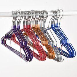 Wholesale Stainless Steel Drying Racks - Adult groove drying rack stainless steel dip anti - skid thick dry wet dual - use clothes racks S512