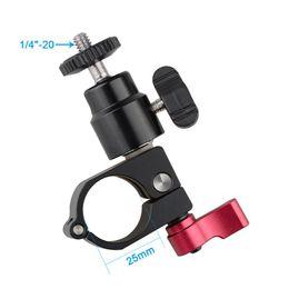 2019 kamera schieberegler großhandel Kamera-Monitor-Halterung für DJI Ronin-M 25mm Rod Clamp Artikelnummer: C1164