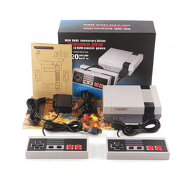Wholesale Game Cameras Wholesale - Mini nes classic games consoles Mini TV Handheld Game Console Video Game Consoles For Games with 600 620 Different Built-in Games PAL&NTSC