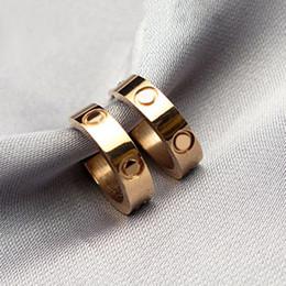 Der Schmuckhandel stieg Goldohrringe Großhandelsschöner minimalistischer C-Art Schraubennagel zwei Fallhalbmond zwei Diamantohrringe von Fabrikanten