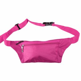 Wholesale Large Capacity Waist Packs - Wholesale- Multifunctional Waterproof Large Capacity Fanny Pack Running Hiking Camping Outdoor Sport Travel Handy Waist Bag