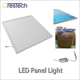 Wholesale Housing Panel - 5 Yrs warranty LED panel lights 600 6063 Aluminum housing Surface Mounted and Embeded indoor lighting Aluminum ultra thin led toilet