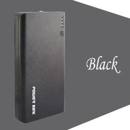 Wholesale Huawei Batteries - power bank20000mah powerbank 20000 for xiaomi  Samsung huawei lenovo apple mobile phone Tablet PC External battery
