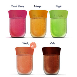 Wholesale Wholesale Magic Cup - 2017 NEW Creative The Right Cup Fruit Flavored Cup Drink Water Like What You Smell magic cup ointment juice bottle