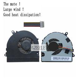 Wholesale Wholesale Asus Laptops - Wholesale- NEW laptop cooling fan for Asus U41 U41J U41JF Series laptop cpu fan DFS531005PL0T 4PINS