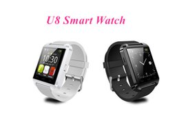 U8 Montre U8 Smart Watch Bluetooth Smartwatch Montres Pour iPhone 6 6 s Samsung S4 S5 Android Téléphone VS DZ09 Montre Intelligente ? partir de fabricateur