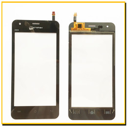 Wholesale Micromax Touch Phones - Wholesale- 4.5 inch Touch Screen For Micromax Bolt A69 Mobile Phone Touch Panel Glass Digitizer Replacement + DIY Tools