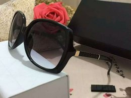 Wholesale Sunglasses Luxury Original Box - Ocolus De Sol Women sunglasses lady luxury brand designer original box promotional discount top quality new fashion 2017 best prices