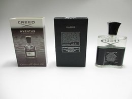Wholesale Brand Men Perfume - Christmas surprise! Brand Creed aventus perfumes for men 120ml with long-lasting time charming smell good quality fast shipping