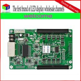 Wholesale Led Display Controller Card - MRV300 Q full-color LED display controller card supports synchronous receiver   Nova reception card