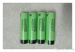 Wholesale Wholesale E Bike - 2017NCR 18650B 3400mAh 3.7v Lithium battery For Panasonic High capacity ncrb 3400 li-ion battery cell For mods and E-bikes