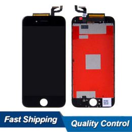Wholesale Digitizer Lcd Touch Screen - Grard AAA For iPhone 6s 4.7 Lcd Screen Display Touch Digitizer Assembly With Free DHL Shipping