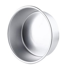 "Wholesale Aluminum Cake Tins - Wholesale- 12"" Aluminum Alloy Non-stick Round Cake Baking Mould Pan Tin Mold Tray"
