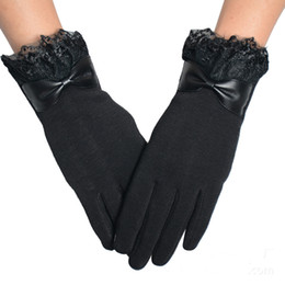 Wholesale Riding Gloves For Women - 1Pair Winter Warm Screen Riding Drove Gloves for Women
