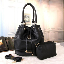 Wholesale Tassel Fashion Big Handbag - European style brand handbags fashion designer handbag good quality shoulder bag big package and small packet combination women bags