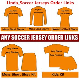 Wholesale Tracksuit Woman Purple - Soccer Jersey Order Link Free Shiping Cost Linda Customers Payment Link Football Clothes Man Woman Kids Jackets Tracksuits Thailand Quality