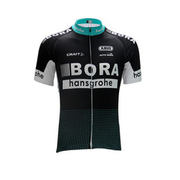 Wholesale Tour France Tops - BORA Pro Tour de France Cycling Jersey MTB Short sleeve MTB Bicycle bike clothing china maillot ropa ciclismo F2002