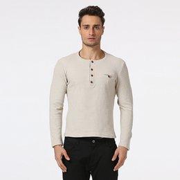 Wholesale Nylon Mature - summer hot sale mature men's t-shirts sport body men's t-shirts simple thin style long sleeve men's t-shirts 7