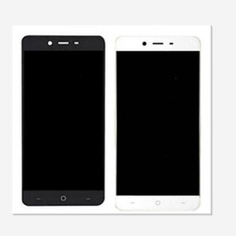 Wholesale one x screen lcd - For One Plus X Full New Original LCD Display Touch Screen Digitizer Assembly Parts White Black