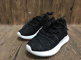 Wholesale Network Shoes - Fitness Casual kids shoes new summer small coconut leisure network breathable noodles youth lovers movement tide shoes EUR 25-35