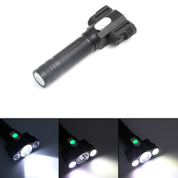 Wholesale Tactical Lights For Sale - NEW Arrivals New 2017 High Power LED Torch xm-l T6 Flashlight Zoomable Torch light tactical Flashlight 4 modes For 18650 ON SALE