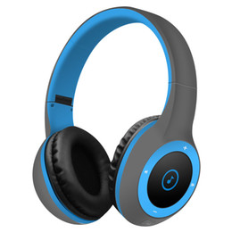 Wholesale High Quality Usb Headset - 2017 Hots High Quality Bluetooth Headsets Overhead Headphone Bluetooth Earphones Blue-Tooth Big Headset Wireless Bluetooth Phone