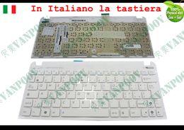 2019 computadoras portátiles epc Nuevo y original teclado para computadora portátil para ASUS EeePC SeaShell 1015 1011PX 1015P 1015PE 1015PN 1015PED 1015PEM 1015TX blanco italiano IT