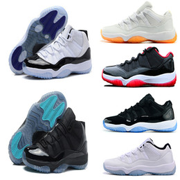 Wholesale Halloween Peach - 2016 man basketball shoes air retro 11 XI Citrus 72-10 white Olympic Concord Gamma Blue Varsity Red Navy Gum Sneaker Metallic Gold sneakers