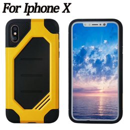 Wholesale Vs Cases - Super Hornet Cellphone Case For iphone X iphone 8 Plus Protective Cover TPU Shockproof Goophone S7 Phone Case S8 VS iPhone 7 Newest