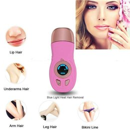 Wholesale Depilation Laser - Women Epilator Laser Hair Removal Permanent Face Body Bikini Depilation IPL Hair Remover Men Lady Depilatory IPL Photon Hair Removal