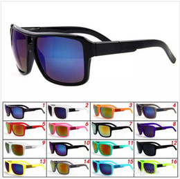 Wholesale Frames Stocking - WHOLESALE - Quick Fashion Dragon Sunglasses Men's outdoor Beach Sun glasses the JAM 16 color in stock Free shipping
