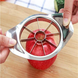 Wholesale Vegetables Knife - Fruit Cutter Apple Knife Slicer Cutting Corer Kitchen Cooking Vegetable Tools Chopper Kitchen Gadgets and Accessories