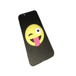Wholesale Smile Phone Cases - mobile phone shell Smiling face the small white rabbit expression case silica gel for Sony Z5