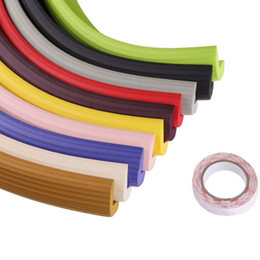 Wholesale Articles Protection - Wholesale- 1 Pc Baby Stripe Anti-collision Article Baby Safety Protection Cover Table Edge Furniture Guard Strip
