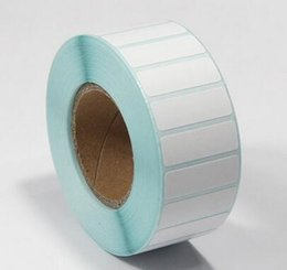 Wholesale Roll Labels Prices - 2000Pcs Roll 30mm x 10mm Adhesive Thermal Label Sticker Paper Supermarket Price Blank Label Direct Print Waterproof