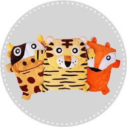 2019 mesi di bambino accessori per bambini newbaby sacchi a pelo coperte per bambini coperte per bambini sacchi a pelo trapunta di cotone animale simpatico cartone animato per bambino 1-3 t
