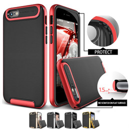 Wholesale Silicone Cover For Blackberry - For iPhone 7 Plus Armor Case Heavy Duty Ultra Slim Protective Cover Skin for iPhone 5 6 6s Plus Samsung S7 S8 Plus