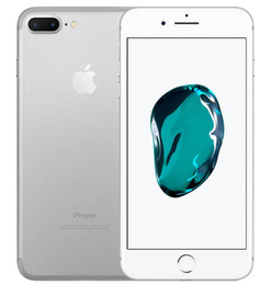 Ids telefono online-Telefono originale Apple iphone 7 7 Plus senza touch ID 32GB 128GB IOS12 12.0MP Pulsante Home Home Telefono rinnovato