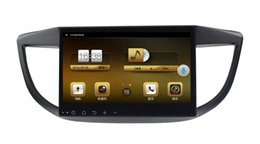 """Wholesale Double Din Android Dvd Player - Build in wifi Car DVD player 10.1"""" Android 6.0 Quad Core Car Music Player Double Din 16GB Bluetooth with CE For Honda CRV 2012"""