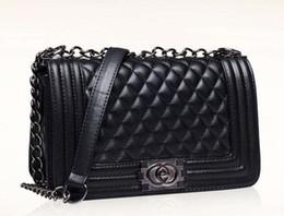 Carteras de piel de oveja online-Bolsos de la vendimia bolsos de las mujeres bolsos del diseñador carteras para las mujeres bolsos de hombro del bolso de la cadena de cuero de piel de oveja