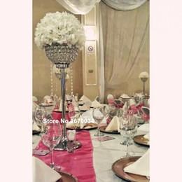 Wholesale Silver Plated Flower Vases - sliver gold plated metal vase for flower arrangement