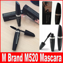 Wholesale Long Lasting False Eyelashes - HOT Makeup Mascara False Lash Look Mascara Black Waterproof 13.1ml M brand Mascara Cosmetics Eyelashes for Woman M Brand