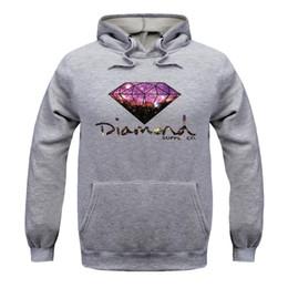 Wholesale Animal Print Supplies - Wholesale- Diamond Supply hoodie for men Hot sales diamonds hoodies hip hop hoody brand new 2015 sweatshirt men's clothes pullover